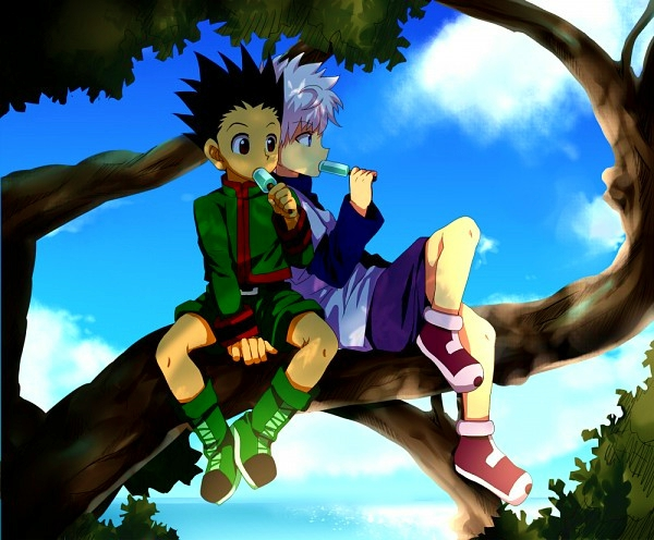Friendship: Hunter x Hunter - Gon Freecss & Killua Zoldyck