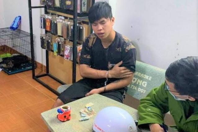 Đối tượng Lê Văn Phương.