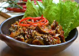 Resep Gongso Ayam Suwir Praktis