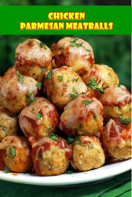 #Chicken #Parmesan #Meatballs