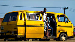 Bus conductor Lagos