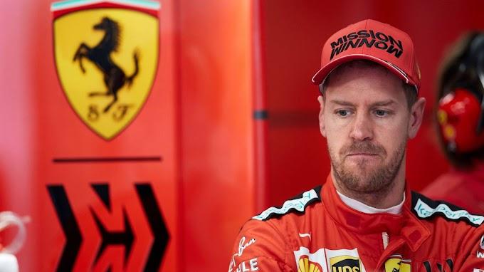 Vettel se va de Ferrari