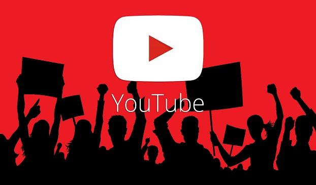 يوتيوب تحدد شرط 10000 مشاهدة لتحقيق الربح من اعلاناتها