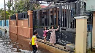 Banjir Banjarmasin 2021