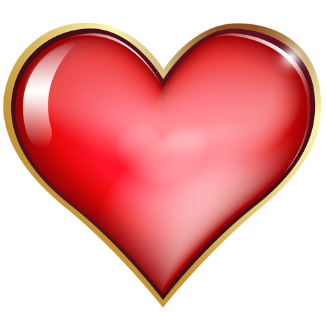 Image Gallery heart smiley emoticons