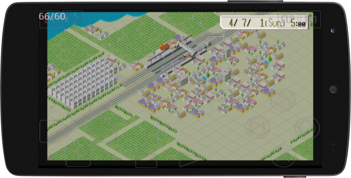 A-Train | Android | Ps1