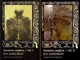 Descarga: H. P. Lovecraft - Narrativa completa