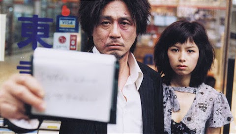 Oldboy: The best Korean movie of all time.