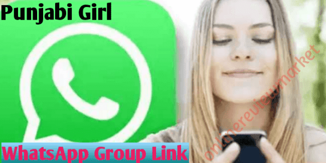 Punjabi Girl Whatsapp Group Link | New WhatsApp Group Link