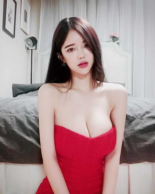 """BJ Yeol Mae - Nữ streamer """"ngực khủng"""" gây bão MXH Hàn khi tố bạn trai cũ đăng clip nóng vào group chat có Jung Joon Young"""