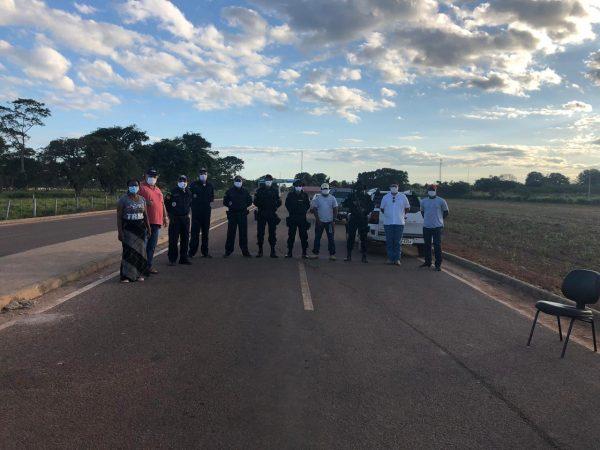 Marinha chega para fechar e fiscalizar fronteira Brasil-Bolívia na região de Pimenteiras