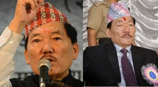 The Day CM Pawan Chamling Wore Sikkimese-Nepali Topi