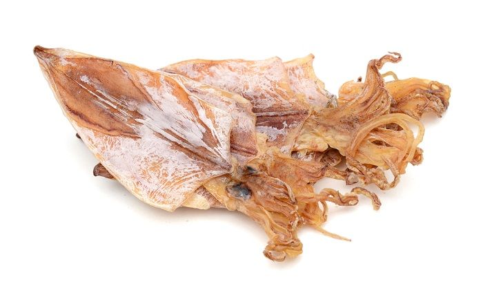 Dried Cuttlefish Cause CANCER!