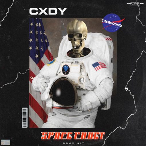 Cxdy – Space Cadet (Drum Kit) | Kit King