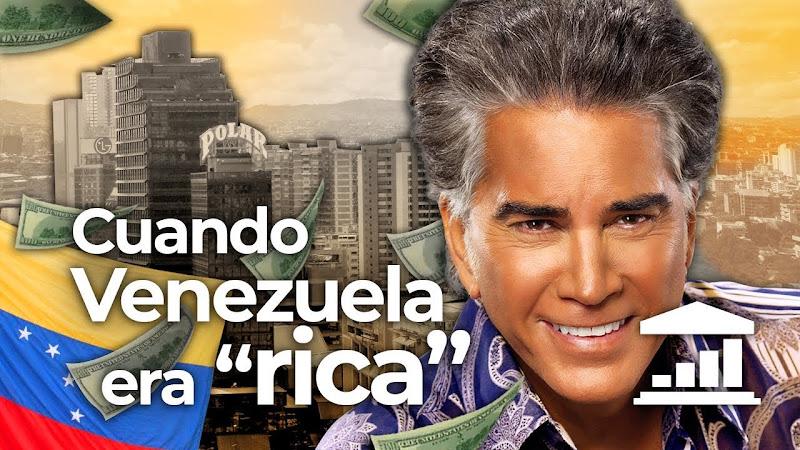 Cuando Venezuela era la envidia del mundo - Excelente documental español