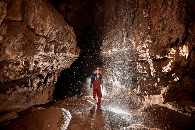 Navigating The Deepest Cave In Britain