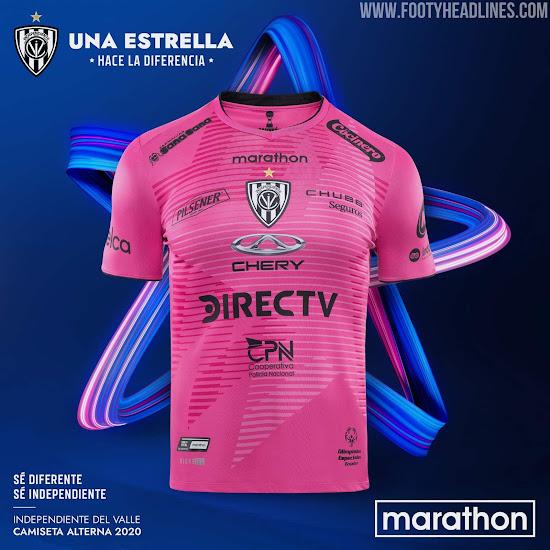 Ldu quito vs independiente del valle (17 oct). Independiente del Valle 2020 Home & Away Kits Released