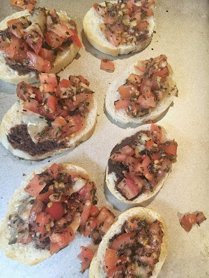 Easy Homemade Bruschetta