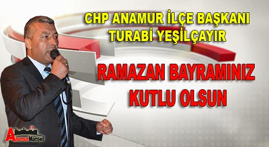 2019 Ramazan Bayramı Mesajları, Anamur Haber,