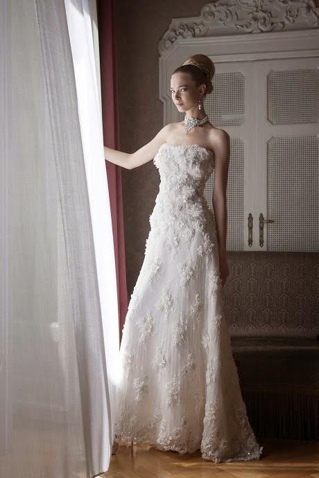 869a014299bb Sposine - Il blog della Sposa  Gli Abiti da Sposa made in Italy della  prestigiosa griffe Galvan Sposa