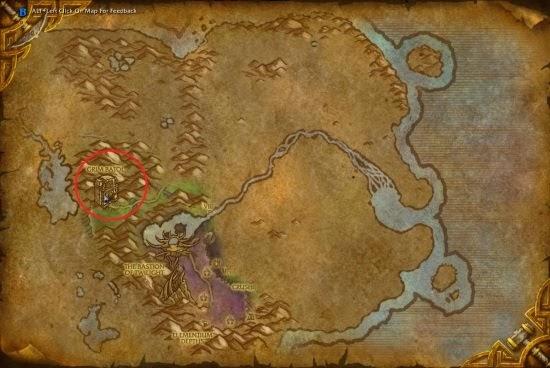 Dragon Soul Raid Location: Where Is Grim Batol?