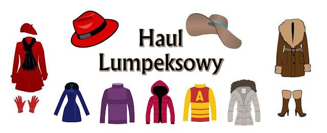 Haul Lumpeksowy: LUTY 2018