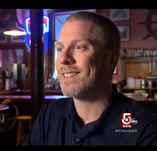In My Footsteps: Christopher Setterlund: Chronicle - WCVB-TV