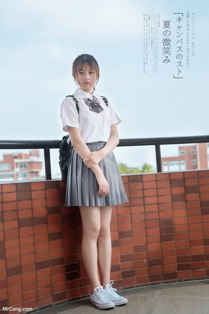 Image School-girls-by-Ronnie-MrCong.com-054 in post Những cô nàng nữ sinh xinh đẹp mê mẩn người xem chụp bởi Ronnie (96 ảnh)