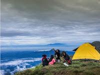 jalur pendakian gunung Butak via panderman disertai estimasi waktu pendakian