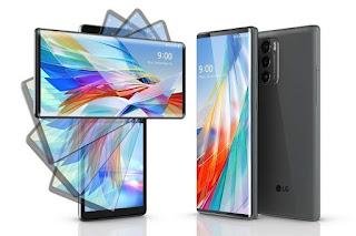 LG Wing, HP Terbaru 2021 dengan Desain Anti Mainstream