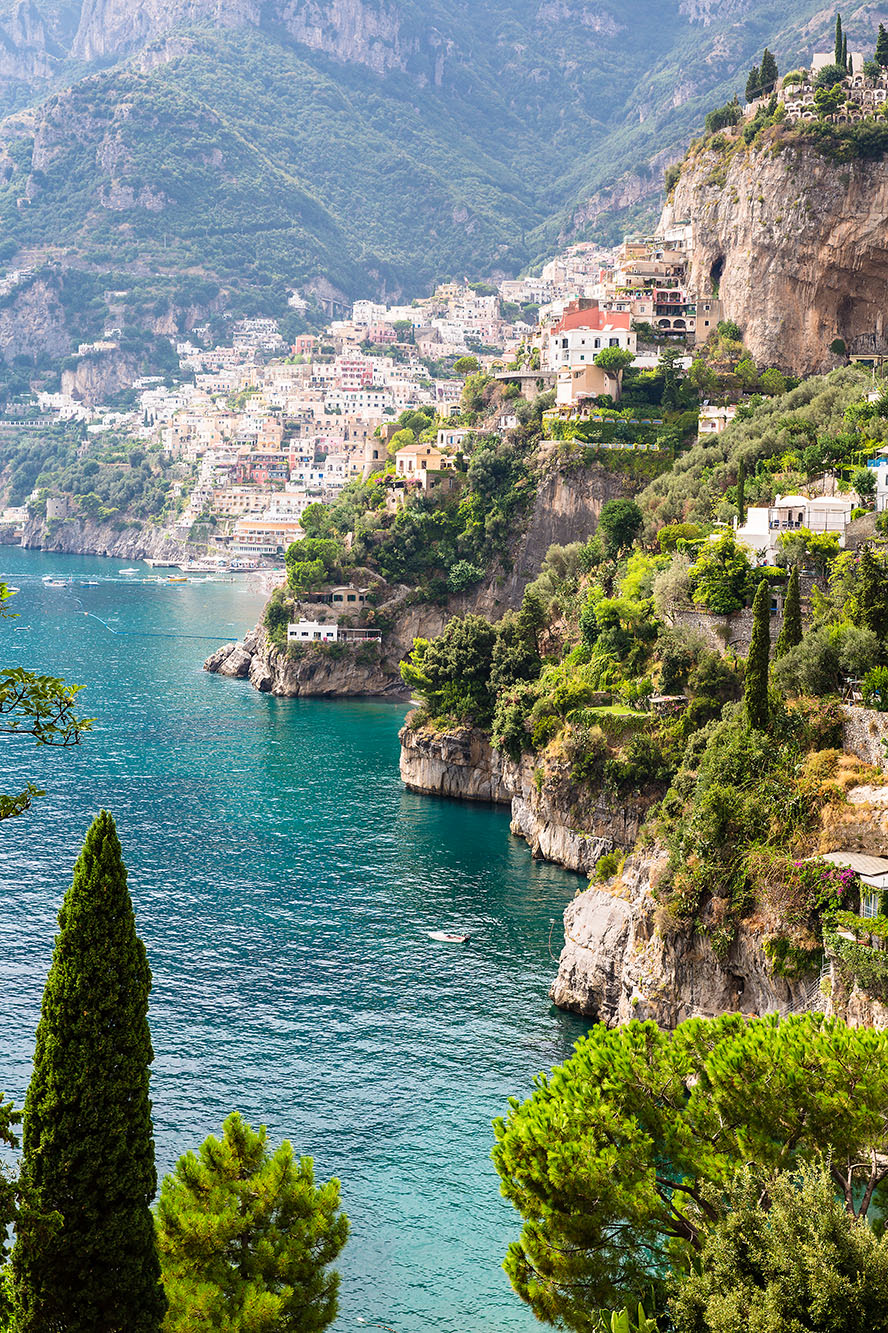 Amalfi Coast, Italy, Travel