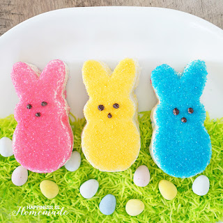 http://www.happinessishomemade.net/2016/02/28/peeps-inspired-easter-bunny-cakes/