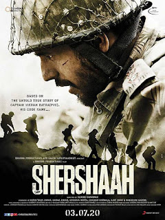 Shershaah First Look Poster 2