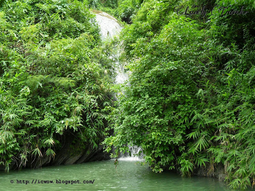 Horinmara kundo waterfall - Chittagong