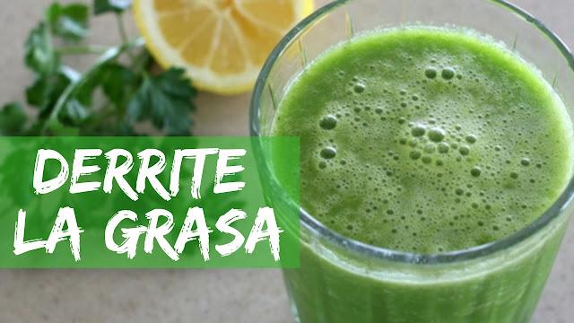 Deja de Almacenar la GRASA de las Comidas en tu Cuerpo Tomando esta Bebida