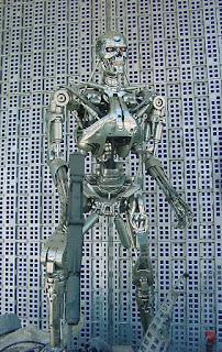 Terminator - FreeImages.com/athewma athewma