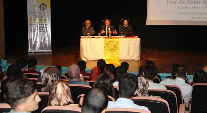 Diyarbakır'da Uluslararası Ekonomi, Siyaset ve Yönetim Sempozyumu düzenlendi
