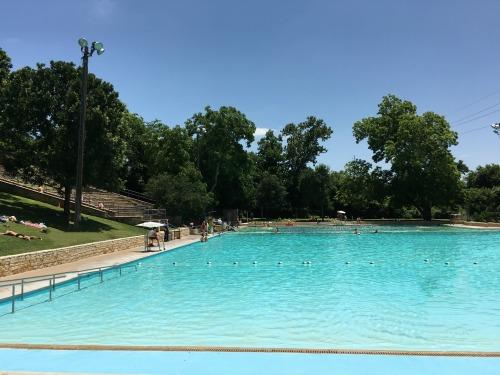 Deep Eddy Pool Austin