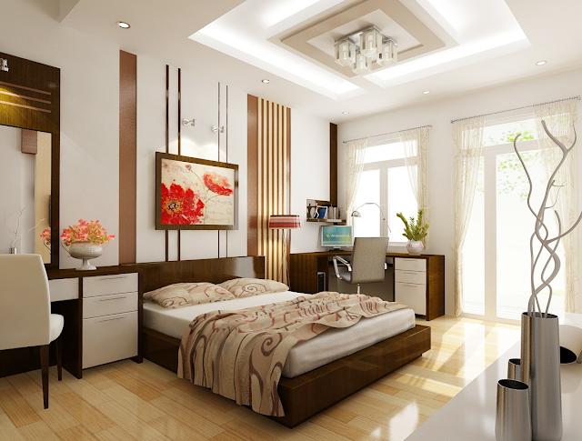 Phòng ngủ nhà cấp 4_18