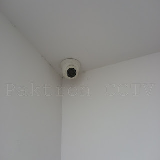 wide angle cctv camera installation
