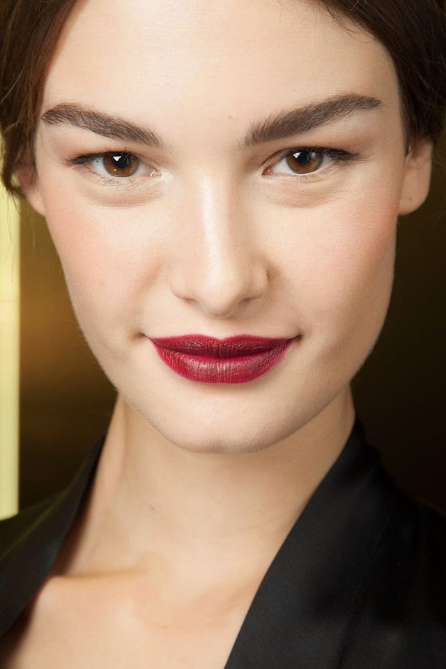 Heart Of Gold: Beauty Flash:: Ruby Lips At Dolce & Gabbana