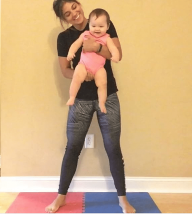 See 10 Simple Ways to Exercise With a Baby - Don't Let Motherhood Hold You Back From Taking Care of Yourself