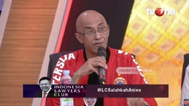 Geisz Chalifah: Selamat Ulang Tahun Jakarta, DKI Makin Keren PSI Makin Tolol