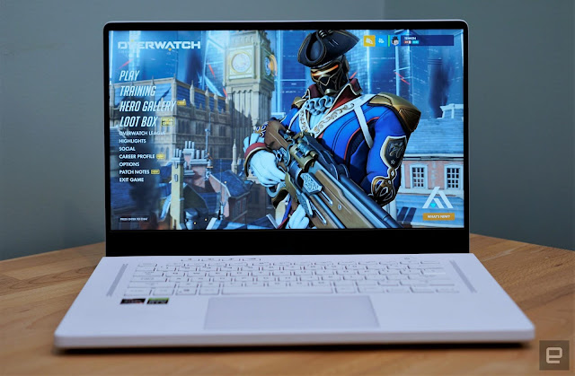 The Asus Zephyrus G15 Laptop Brings Top-Notch Gaming to You :Read to Know More