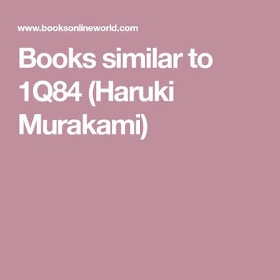 Libros similares a 1Q84 (Haruki Murakami)