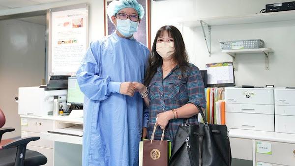C肝口服藥治癒C肝合併紫斑症 人妻揮別家暴疑雲
