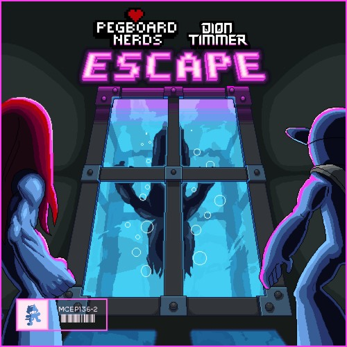 "Pegboard Nerds & Dion Timmer Team Up For ""Escape"""