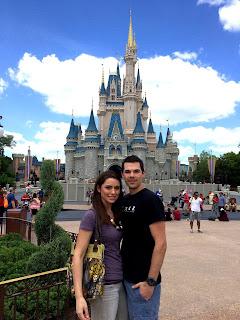 walt disney world vacation 2016 castle