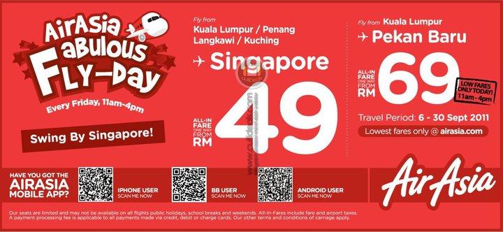 fa59fdcdb AirAsia Fabulous Fly-Day (19 August)