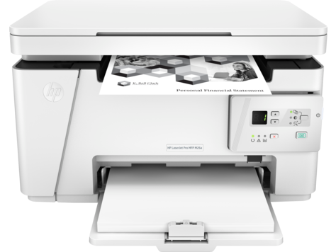 HP LaserJet Pro MFP M25-M27 Series Full Software and Drivers